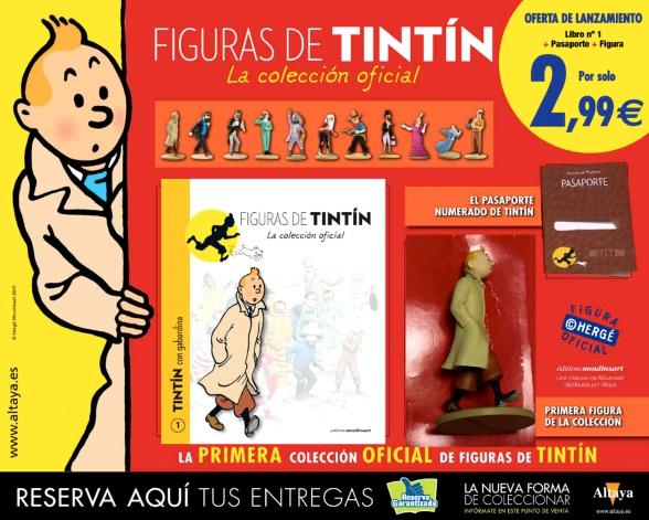 coleccionable-Tintin