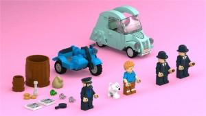 Lego tintin 07